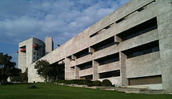 El colegio de m xico wikipedia la enciclopedia libre - Colegio arquitectos leon ...