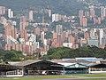 El Poblado Seen from the Olaya Herrera Airport (4451912344).jpg