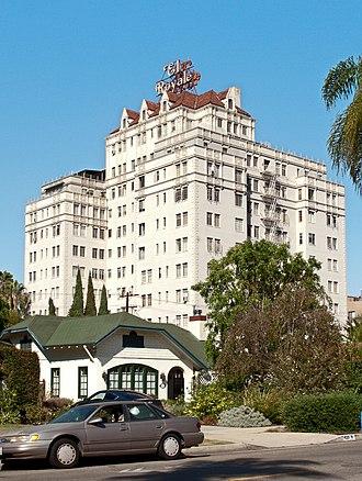 El Royale - Image: El Royale Apartments