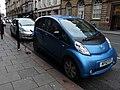 Electric car charging in Newcastle 2013-11-06 02.jpg