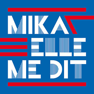Elle me dit 2011 single by Mika