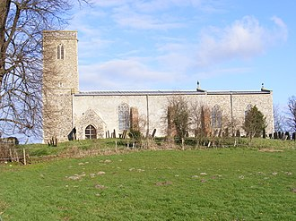 Ellough - Image: Ellough Church of All Saints