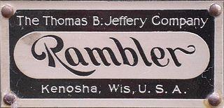 Rambler (automobile) Automobile brand name