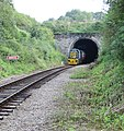 Emerging from Wansford Tunnel - August 2012 - panoramio.jpg