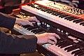Emil & The Ecstatics with Johan Bendrik on keyboards - 2011-01-05 20.37.12 (photo by Bengt Nyman).jpg
