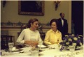 Empress of Iran with Rosalynn Carter - NARA - 175417.tif