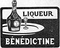 Encart publicitaire Liqueur Bénédictine 1908.jpg