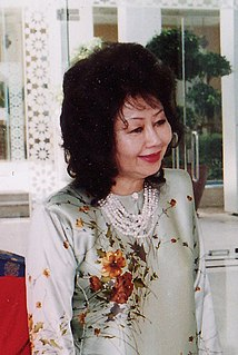 Endon Mahmood First Lady of Malaysia