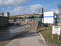 Entrance to Heathfield Landfill Restoration site - geograph.org.uk - 1750587.jpg