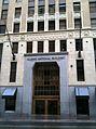 Entrance to former Alamo National Building.jpg