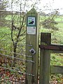 Entry to Middleton Down Nature Reserve - geograph.org.uk - 285120.jpg