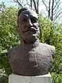 Entz Ferenc szobor (Lajos József, 1963), 2016 Újbuda.jpg