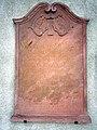 Epitaph für Sara Merian-Burkhardt (1690–26. April 1768) Theodors Kirche, Basel.jpg