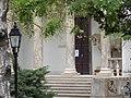 Epreskert. Greek house or Körösényi lecture hall. Listed Monument ID 7956 - Budapest District VI., Bajza street & Kmetty György street.JPG