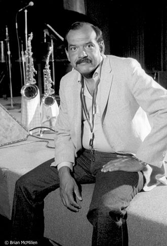 Ernie Watts - Ernie Watts at Great American Music Hall, San Francisco, California, August 8, 1987.
