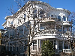 Ernst Flentje House - 129 Magazine Street, Cambridge, MA - IMG 4180.JPG