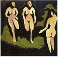 Ernst Ludwig Kirchner - Akte auf der Wiese - ca 1929.jpg