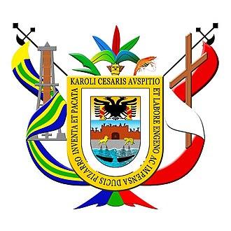 Tumbes, Peru - Image: Escudo de Tumbes