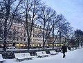 Esplanade park winter - Marit Henriksson.jpg