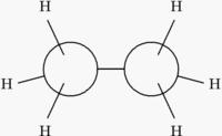 Ethans struktur