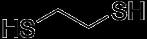 1,2-Ethanedithiol - Image: Ethanedithiol