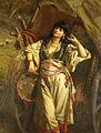 Eugène Siberdt - A halt of Bohemians.jpg