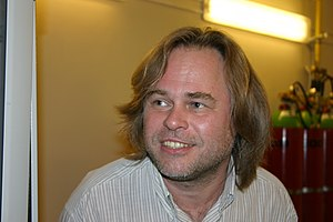 Photo of Eugene Kaspersky, founder of Kaspersk...
