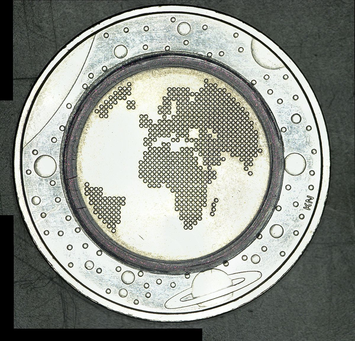 Planet Erde Münze Wikipedia