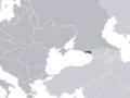 Europe location Abkhazia 1921.PNG