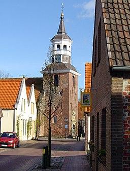 Genehmigung liegt vor Evangelische Kirche in Neustadtgödens