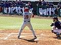 Evansville at Arkansas baseball, 2013 022.jpg