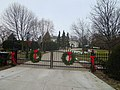 Executive Mansion Entrance at Christmas Season - panoramio.jpg