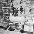 Exterieur restauratie van natuursteen zuidzijde hoogkoor en kapellenkrans. - Dordrecht - 20061249 - RCE.jpg