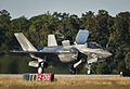 F-35B Lightning of VMFAT-501 at Eglin AFB 2013.jpg