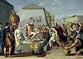 F. de Madrazo - 1831, La Continencia de Escipión (Real Academia de Bellas Artes de San Fernando, 139 x 196 cm).jpg