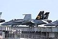 F18 Hornet - USS Theodore Roosevelt - April 2009 (3416207168).jpg