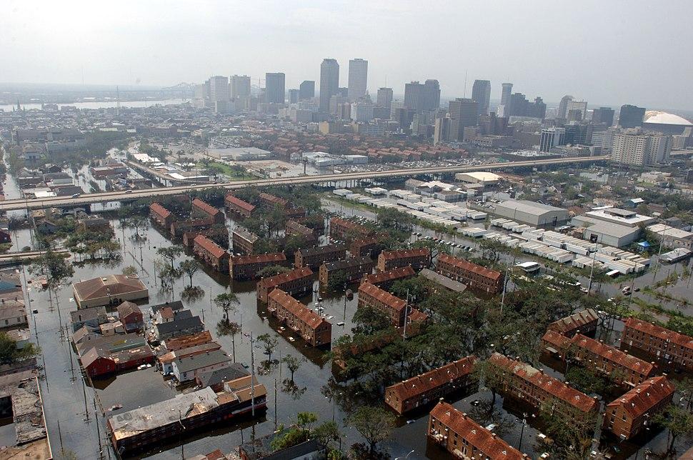 FEMA - 14947 - Photograph by Jocelyn Augustino taken on 08-30-2005 in Louisiana