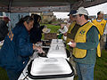 FEMA - 35442 - Volunteers serve food to volunteers in Colorado.jpg