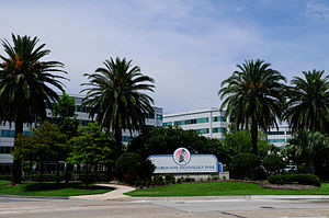 University of New Orleans - The University of New Orleans Research and Technology Park.
