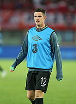 FIFA WC-qualification 2014 - Austria vs Ireland 2013-09-10 - Ciaran Clark 04.JPG