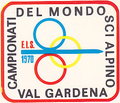 FIS 1970 Val Gardena logo.png