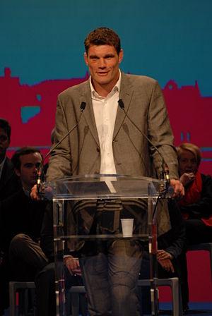 Fabien Pelous - Fabien Pelous in Toulouse, 2008