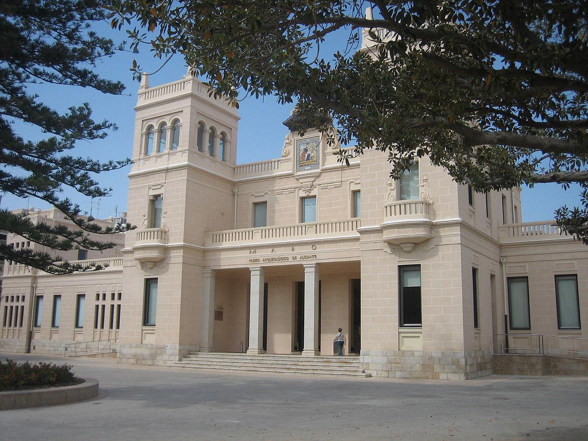 Museo Arqueológico de Alicante - Wikipedia, la enciclopedia libre