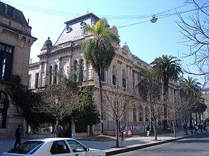 Facultad de Derecho Rosario 1