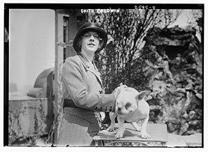 Faith Baldwin - Baldwin circa 1913