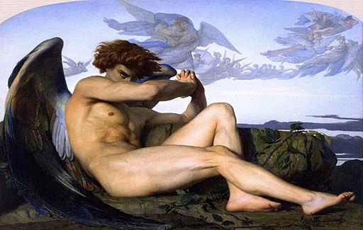 Fallen Angel (Alexandre Cabanel)