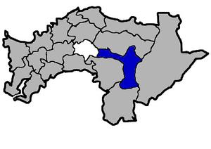 Fanlu, Chiayi - Fanlu Township in Chiayi County