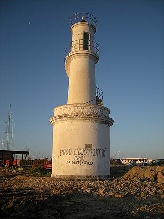 La Savina - Far de la Savina (lighthouse).