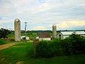 Farm on County Highway O - panoramio.jpg