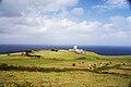 Farol da Ribeirinha, destruído pelo terramoto de 1998, vistas, Ribeirinha, concelho da Horta, ilha do Faial, Açores, Portugal.JPG